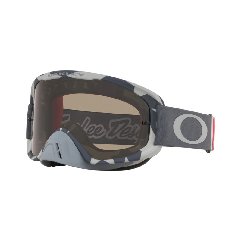 Oakley O Frame .0 TLD Collection SS19.1 M Goggle (Low VIS Grey) Dark Grey & Clear Lens