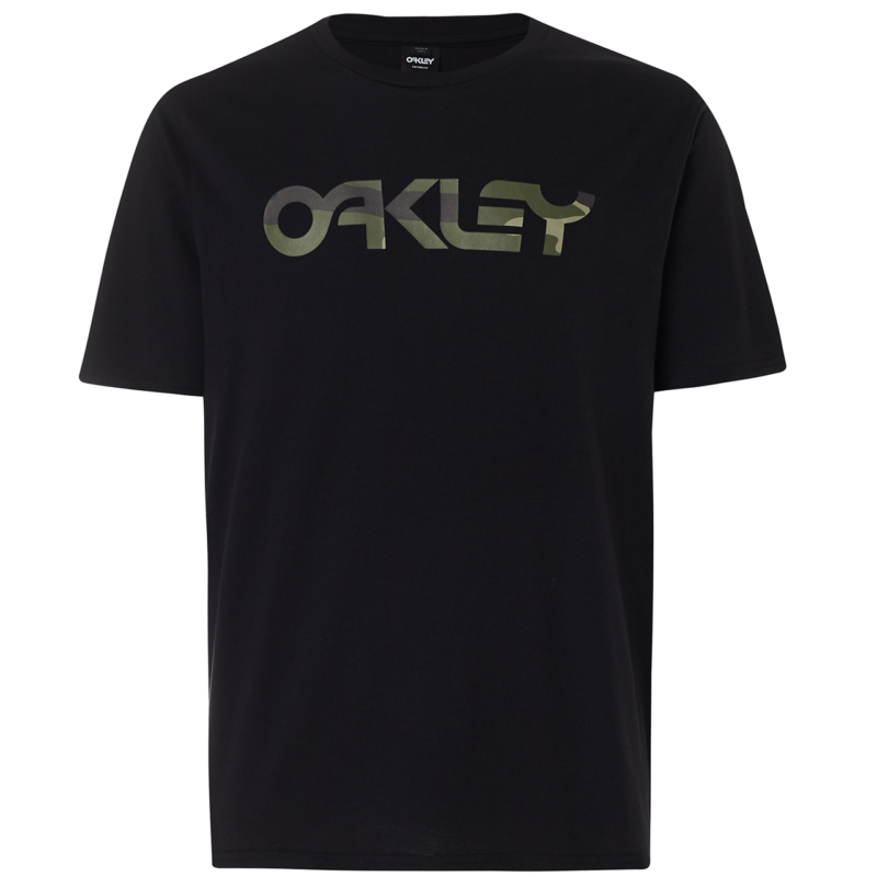 Oakley Casual 018 Adult Lifestyle Tee (Mark II Blackout)