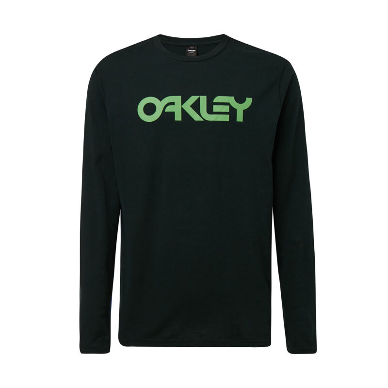 Oakley Casual FW19 Adult Urban Performance L/S Tee (Mark II Dull Ony)