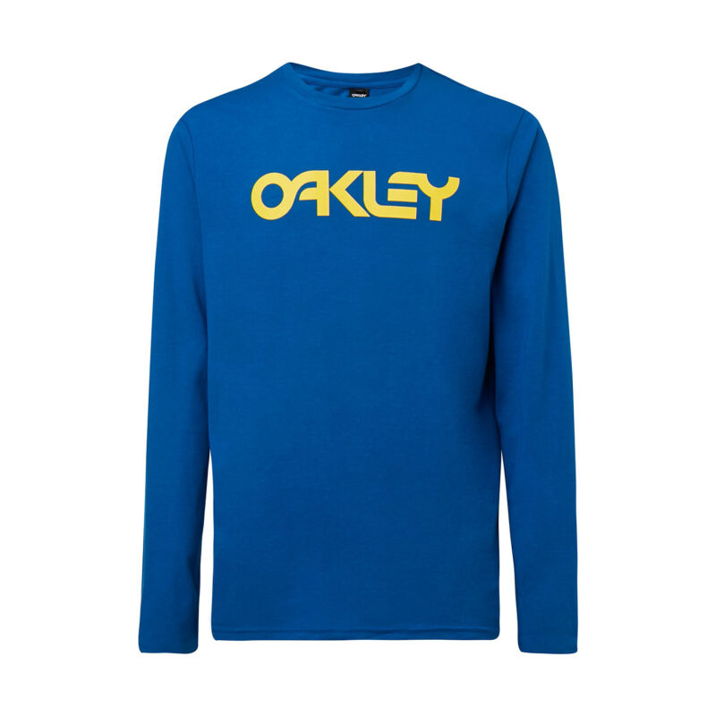 Oakley Casual FW19 Adult Urban Performance L/S Tee (Mark II Electric Shade)