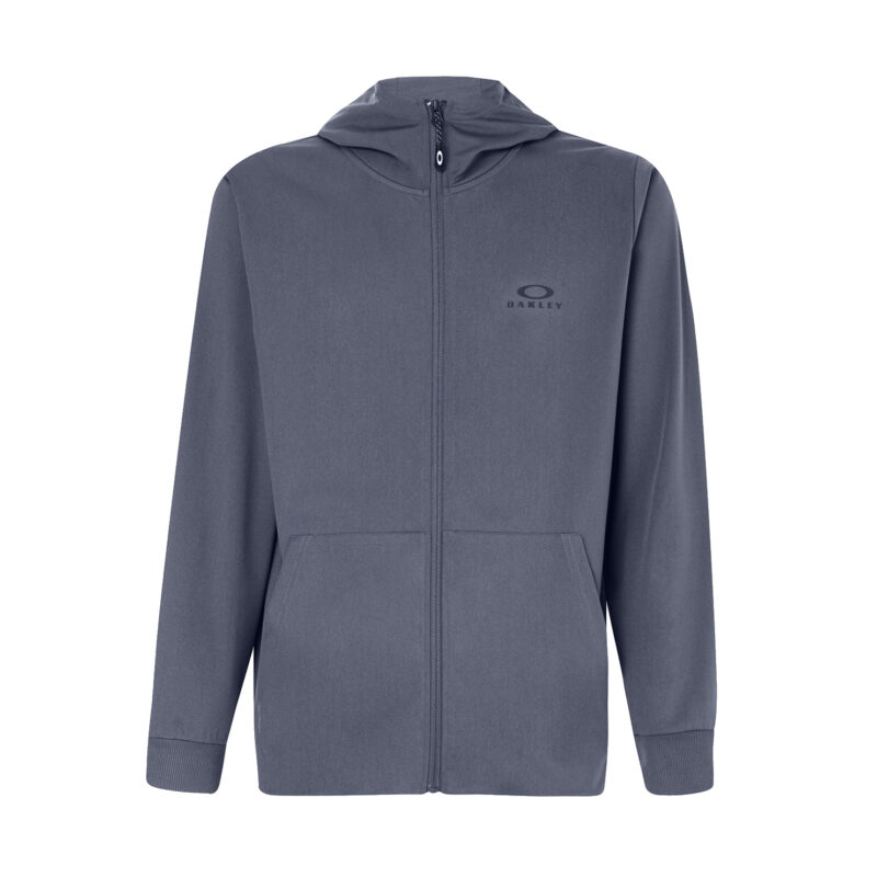 Oakley Casual SP0 Adult Foundational Training FZ Hoodie (Uniform Grey)