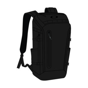 Oakley Luggage SP0 Training Outdoor Backpack (Blackout)