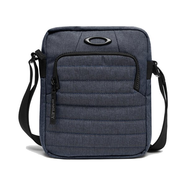 Oakley Casual Enduro .0 Shoulder Bag (Black Iris Hthr)
